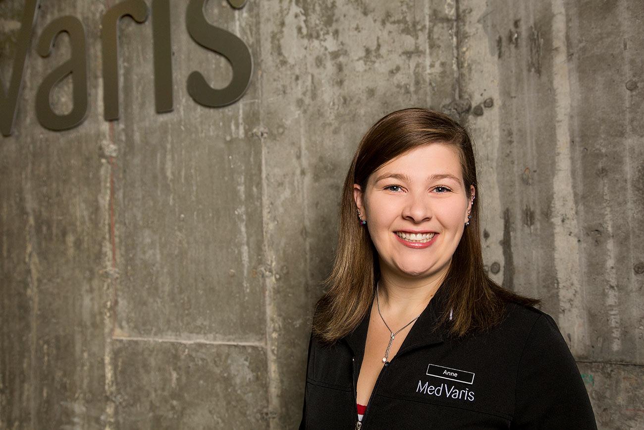 Anne Desbiens, Assistante médicale