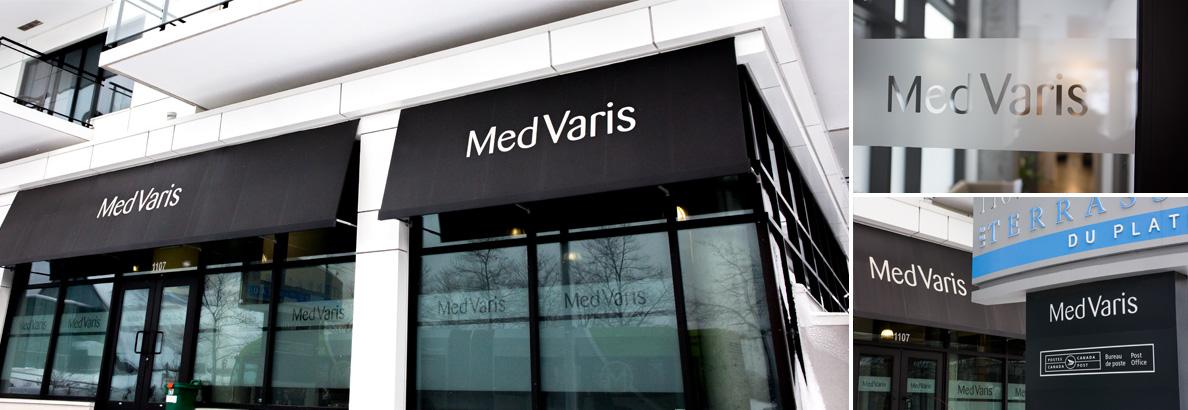 MedVaris à Québec